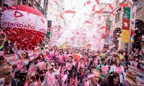 Legnolandia è partner della Pittarosso Pink Parade per sostenere la ricerca scientifica