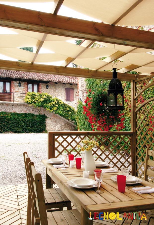 Legnolandia arredo giardino wood and environment for Arredo giardino mercatone uno