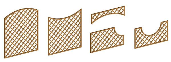 Fioriere grigliati su misura e lavori speciali in legno for Bft alpha manuale