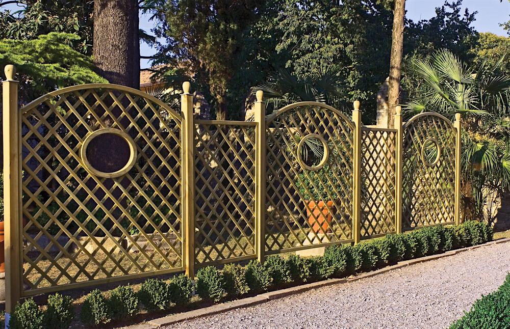 Legnolandia arredo giardino grigliati in legno for Arredo giardino in legno
